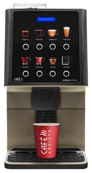 cafelavista office coffee machines