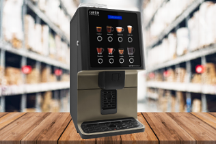 coffee machine rental for office