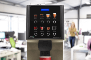 bean to cup coffee machine rental
