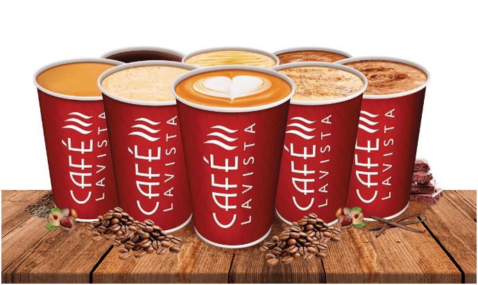 CafeLavista-Coffee-Machine-Drink-Options
